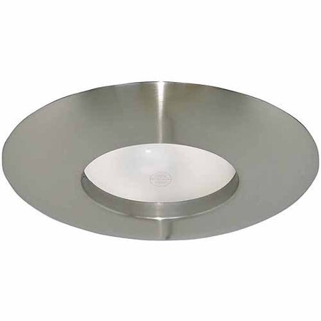 Design House 519546 6 Quot Recessed Lighting Wide Ring Trim