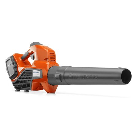 Husqvarna Blower (Husqvarna 320iB Cordless Handheld Leaf Blower w/ Battery (Certified Refurbished) )