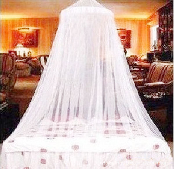 Urparcel High Quality Mosquito Net Bed Canopy by