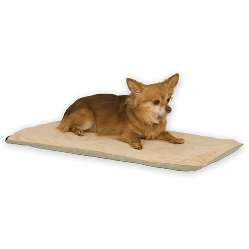 """K&H Pet Products Thermo-Pet Mat, 14""""x28"""", Sage"""