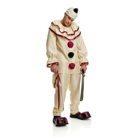 Halloween Men's Horror Clown Adult Costume