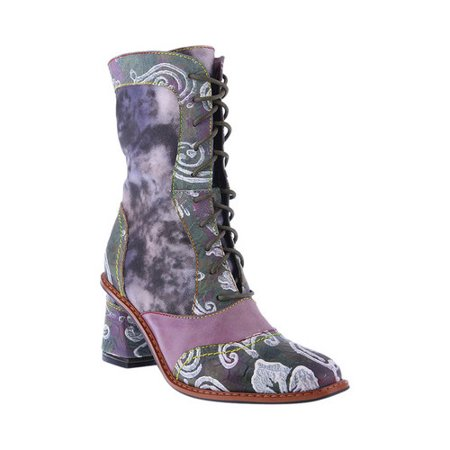 Mid Valley Halloween (Women's L'Artiste by Spring Step Talisia Mid Calf)