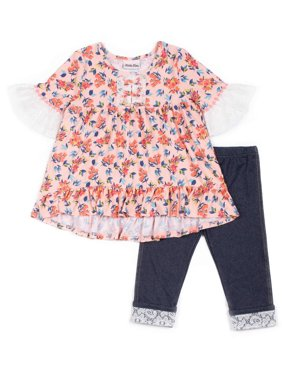 f53e6f56dc1a Little Lass Girls Clothing - Walmart.com