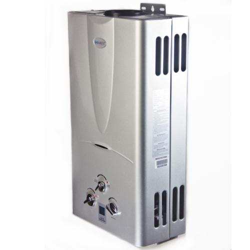 Marey Power Gas 10L 3.1 GPM Propane Gas Digital Panel Tankless Water Heater