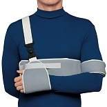 - OTC Professional Orthopaedic Sling and Swathe Shoulder Immobilizer Gray1.0 ea.(pack of 1)