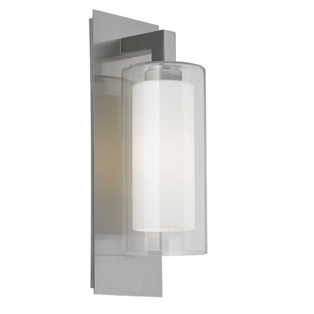 Murray feiss ol13001 salinger 20 height 1 light outdoor for Height of sconces