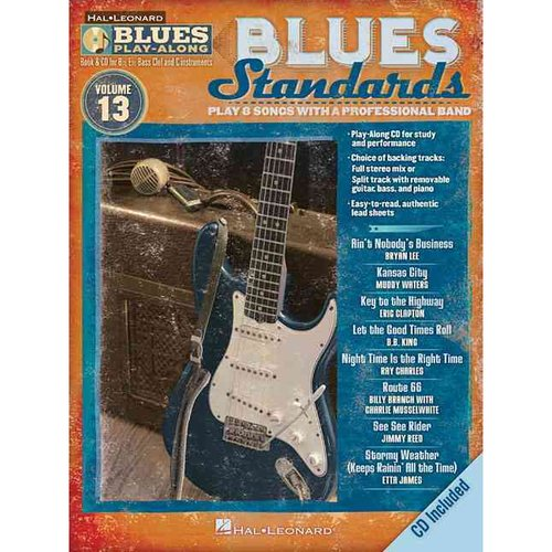 Blues Standards: Play 8 Songs With a Professional Band