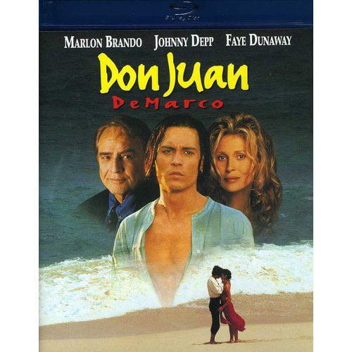 Don Juan DeMarco (Blu-ray) (Widescreen)