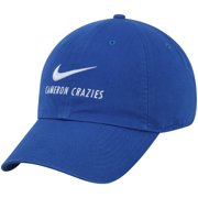 Duke Blue Devils Nike Cameron Big Swoosh Heritage 86 Adjustable Hat - Royal - OSFA