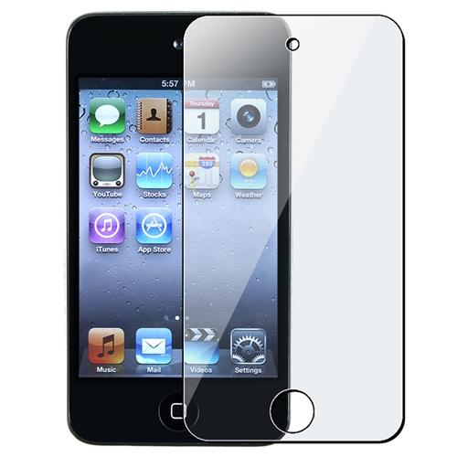 Insten Reusable Screen Protector For Apple iPod touch 4th Gen