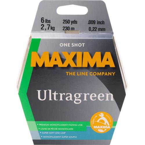 Maxima Fishing Line Ultragreen by Maxima Fishing Line