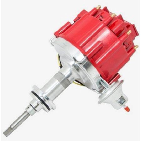 MOPAR EARLY HEMI 331 354 RED HEI Distributor DODGE CHRYSLER PLYMOUTH