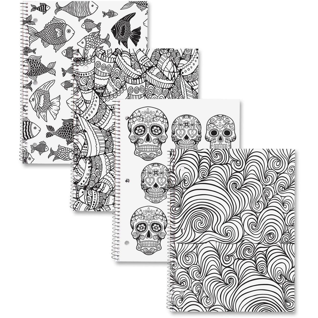 Roaring Spring Spring Doodle Notebook - Letter (roa-11166)