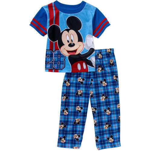 Baby Toddler Boy Mickey Mouse Pajama Set