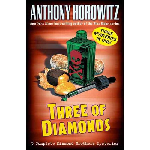 Three of Diamonds: Three Diamond Brothers Mysteries