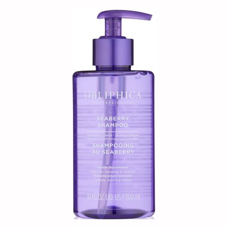 Obliphica Seaberry Shampoo Medium To Coarse 10 oz. (Fresh Cosmetics Seaberry)