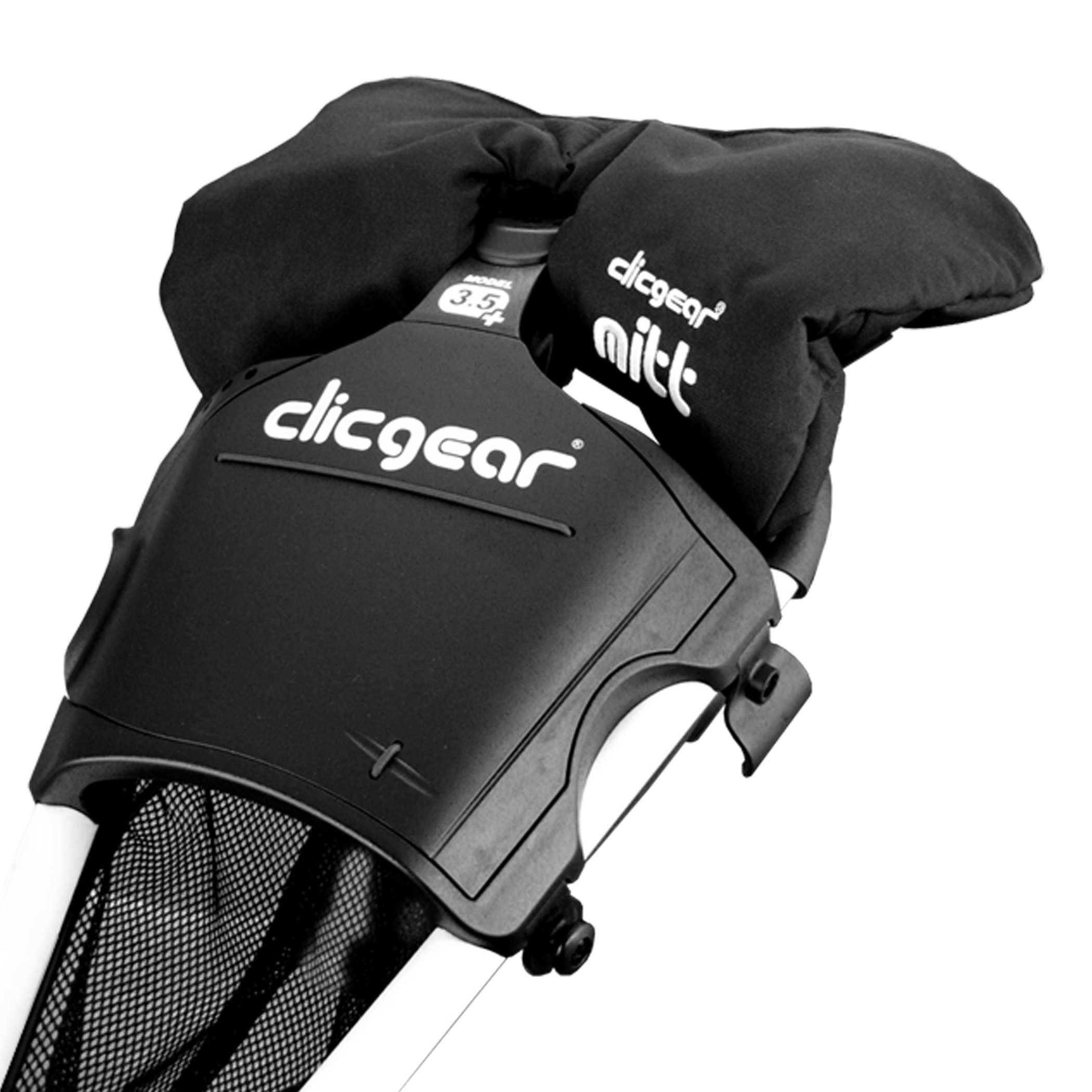 Clicgear Mitts - Waterproof Windproof Mittens for Golf Push Carts