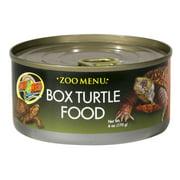 Zoo Med Laboratories Zoo Menu® Box Turtle Food 6 Oz