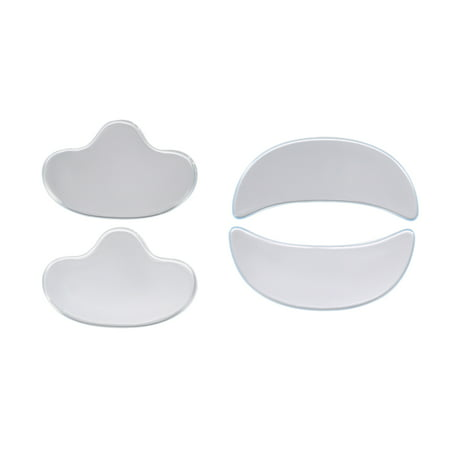 Anti Wrinkle Eye Face Pad Reusable Grade Silicone Invisible Nasolabial Folds Anti-aging Mask Face Wrinkle - image 7 of 7