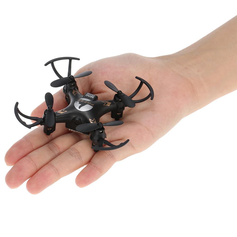 FQ777 951C 2.4GHz 4CH 6-Axis Gyro 0.3MP Camera Mini RC Quadcopter nano Drone RTF by