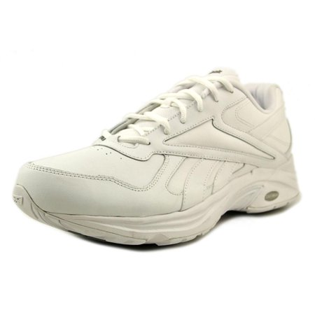 14b6b2624f09 Reebok - Reebok Walk Ultra IV DMX Max Men 2E Round Toe Leather White  Sneakers - Walmart.com