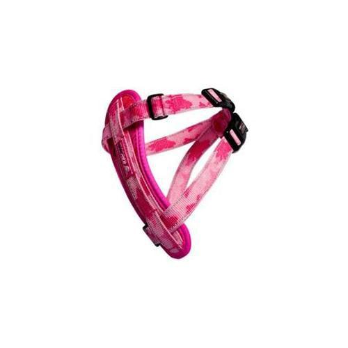 EzyDog 10517 Harness - Small - Pink Camo