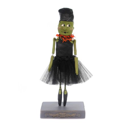 Halloween BRIDE OF FRANKENSTEIN BALLERINA Polyresin Monster Jointed Arms - Bride Of Frankenstein Halloween