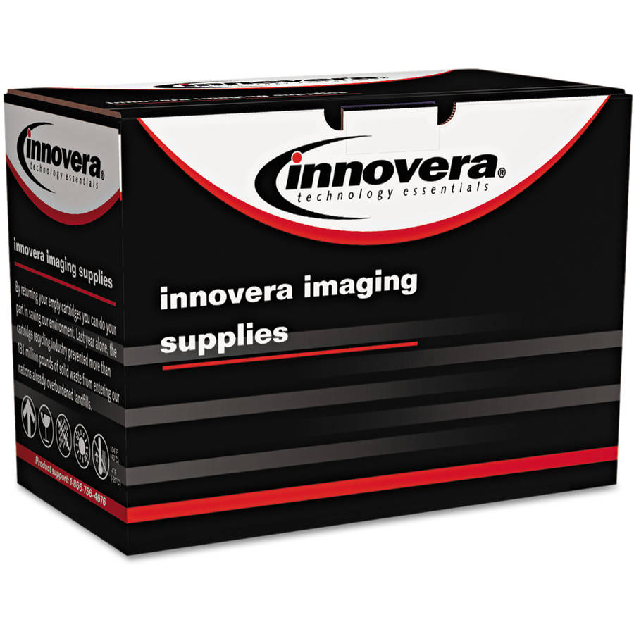 Innovera Remanufactured CF280A(M) (80A MICR) Black Toner Cartridge