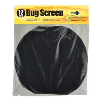 EcoPlus Bug Screen w/ Active Carbon Insert 12in 704235