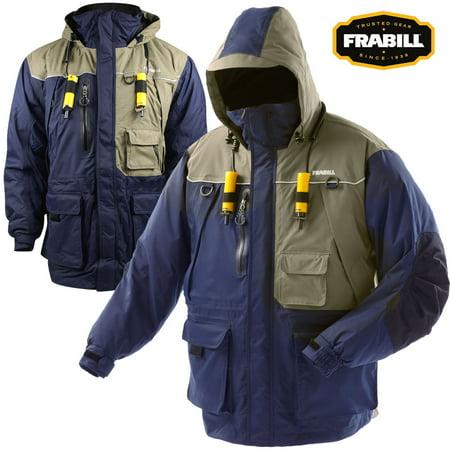 Frabill I4 Series Jacket (S)- Dark Blue