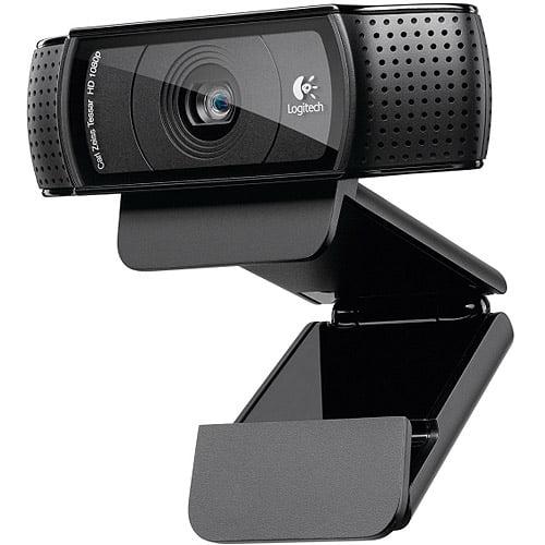 Logitech HD Pro Webcam, C920