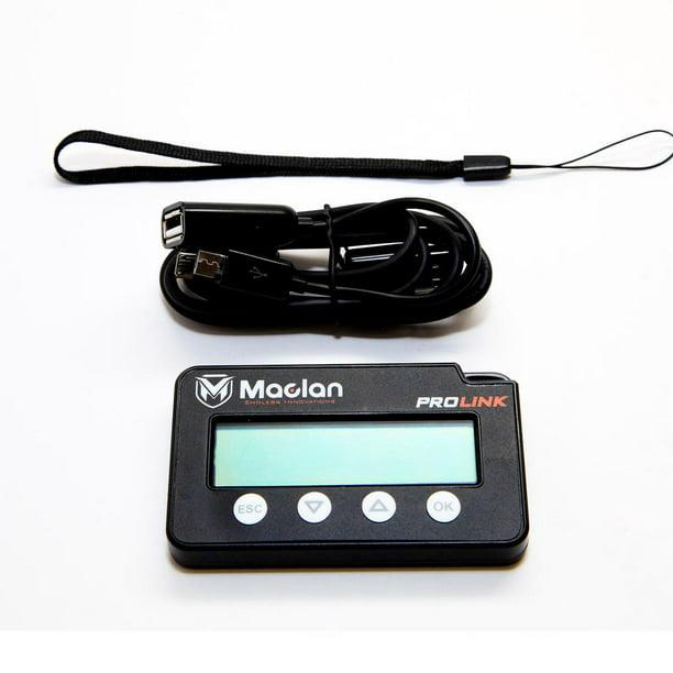 Maclan Racing Hadmcl4001 Maclan Pro Link Programming Card