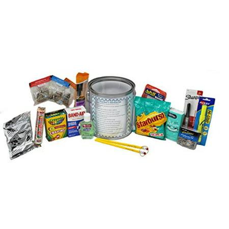 Teacher's Survival Kit | Back to School Appreciation Gift | First Year Teaching Gift | Fun Teacher Paint Pail