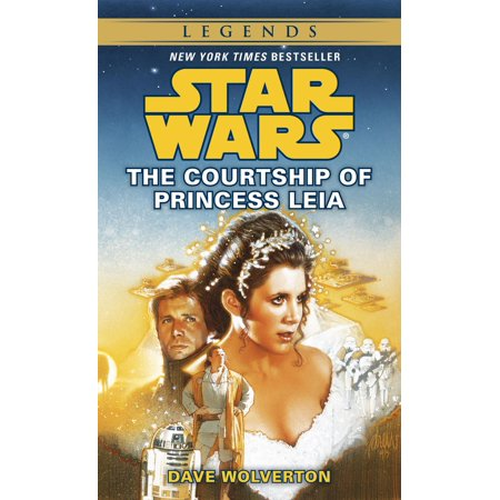 The Courtship of Princess Leia: Star Wars Legends - eBook