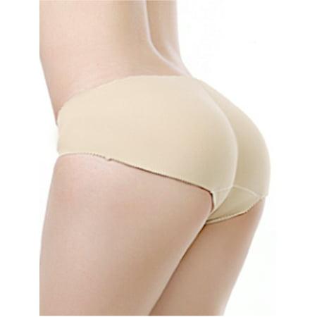 a65e18454839 SAYFUT - SAYFUT Women's Seamless Buty Pant Bottom Enhancing Shapewear Brief  Padded Panties Butt Lift Underwear - Walmart.com