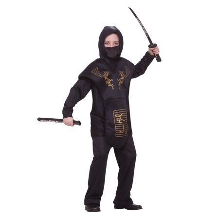 Boys Ninja Costume - Couples Ninja Costumes