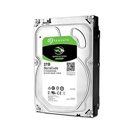 2TB BARRACUDA SATA 7200 RPM 64MB 3.5IN -