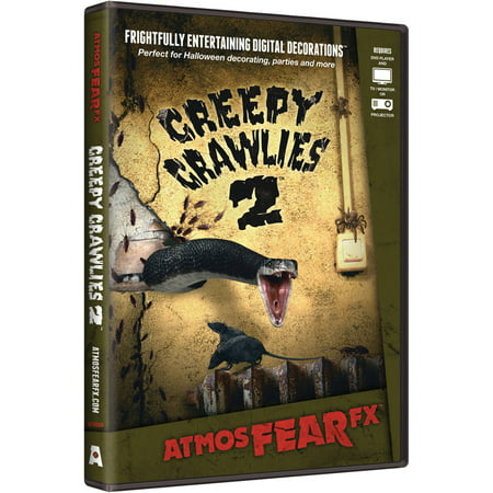 AtmosFEARfx DVD Digital Halloween Decoration - Atmosfearfx Shades Of Evil Halloween Digital Decorations