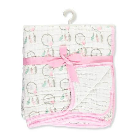 Hudson Baby Tranquility Dream Muslin Blanket - Dream Catcher