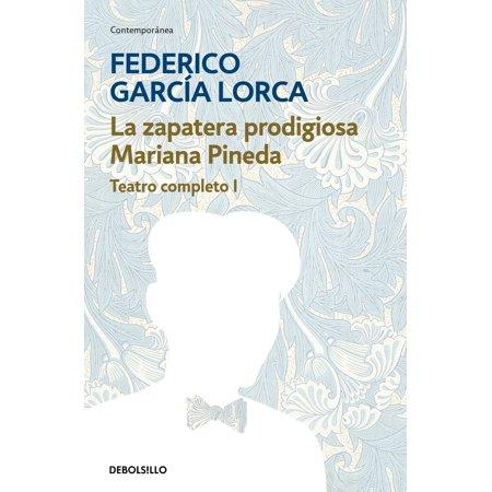 La zapatera prodigiosa | Mariana Pineda (Teatro completo 1) - eBook - Halloween 1 Film Completo