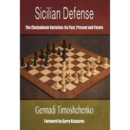 Sicilian Defense: The Chelyabinsk Variation