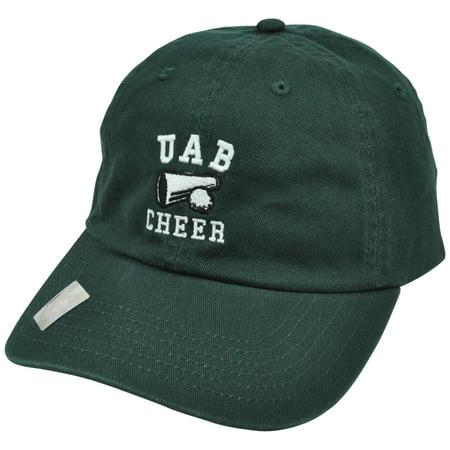 NCAA Top of The World Hat Cap Garment Wash UAB Alabama Birmingham Blazers