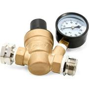 garden hose pressure regulator. Camco 40058 Adjustable Brass Water Pressure Regulator Image 2 Of 8 Garden Hose