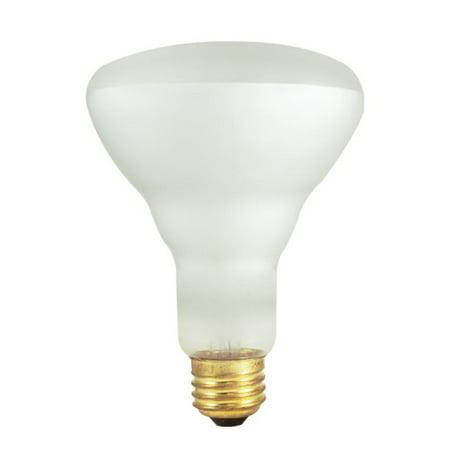 Bulbrite Incandescent Flood Light Bulb, Warm White, 50W, 1 Ct 50w Black Incandescent Swivel