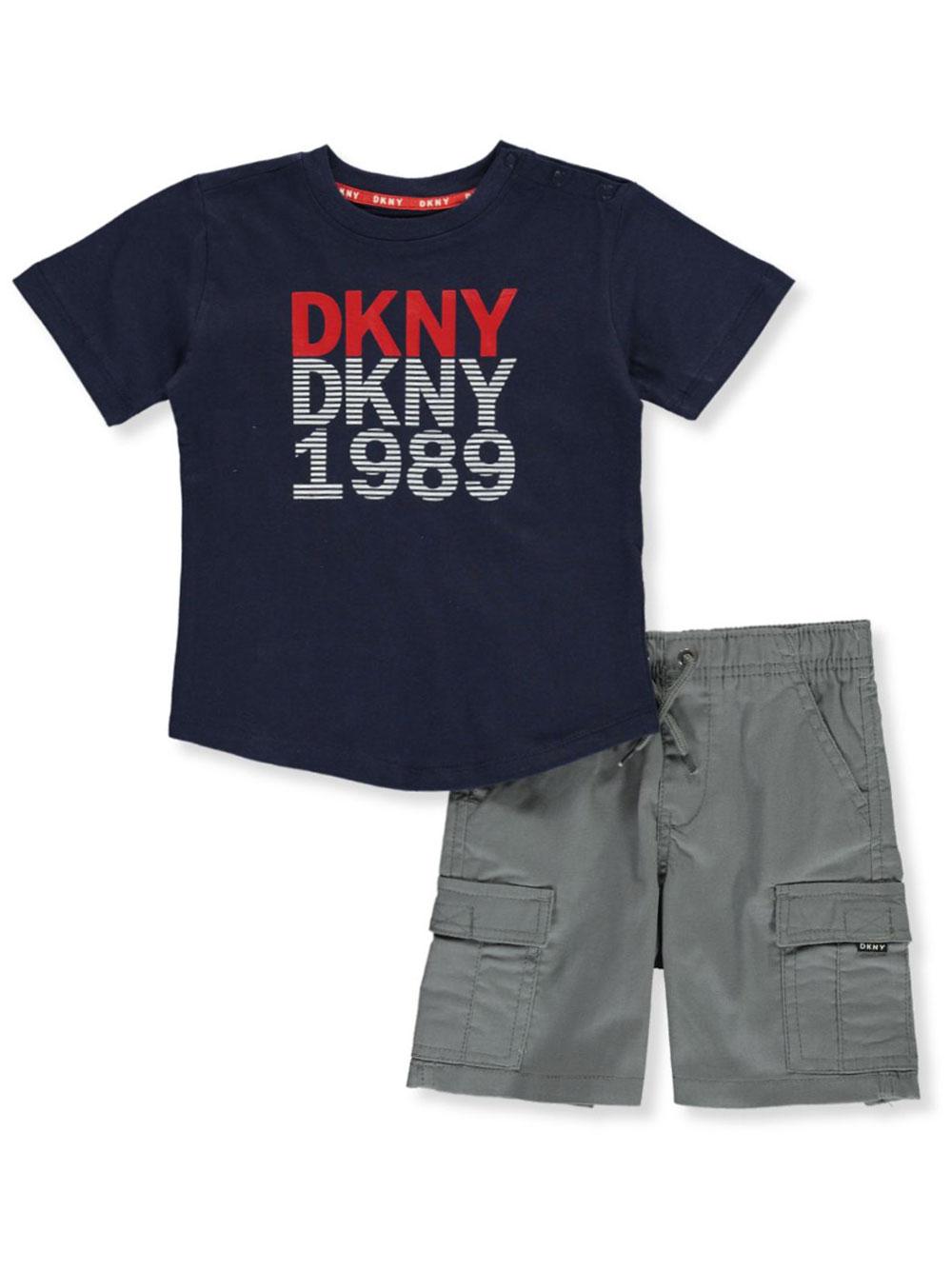 DKNY Boys Shorts Set