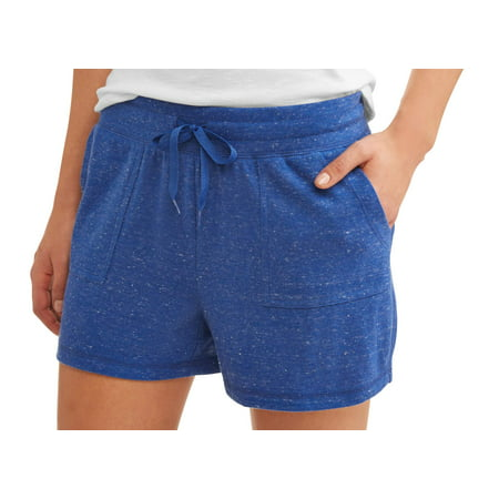 Athletic Works Womens Essential Athleisure Gym Shorts