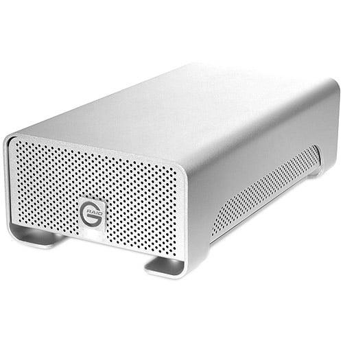 G-RAID USB 3.0 8TB Hard Drive