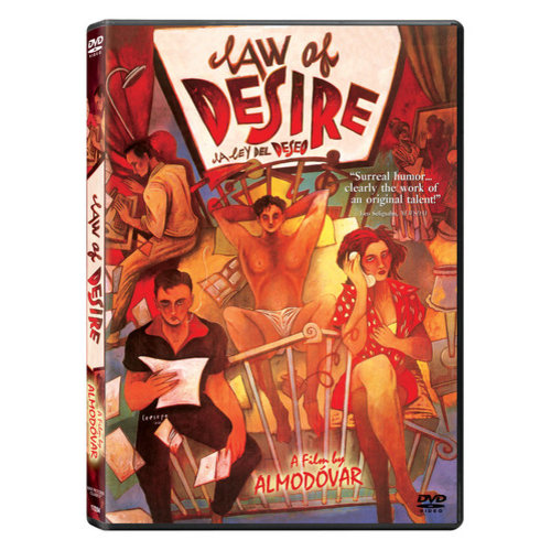 Law Of Desire (Anamorphic Widescreen)