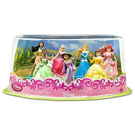 Disney Princess Figurine Playset [Set - Disney Princess Figurines