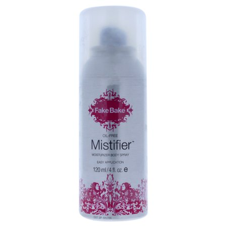 Fake Bake Mistifier Self Tanner Moisturizer Oil-Free Body Spray, 4